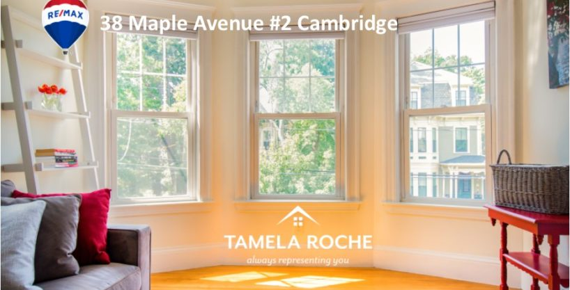 38 Maple Avenue, Unit 2, Cambridge